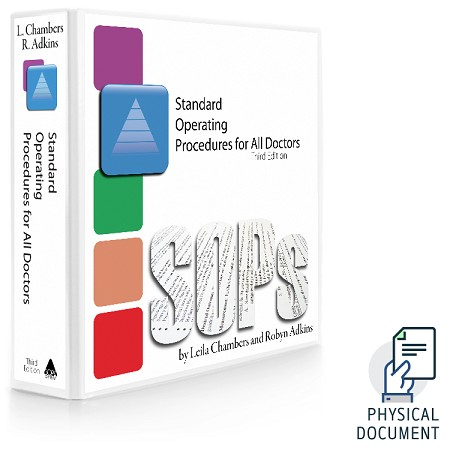 Standard Operating Procedures for all Doctors, 3rd Edition: Printed